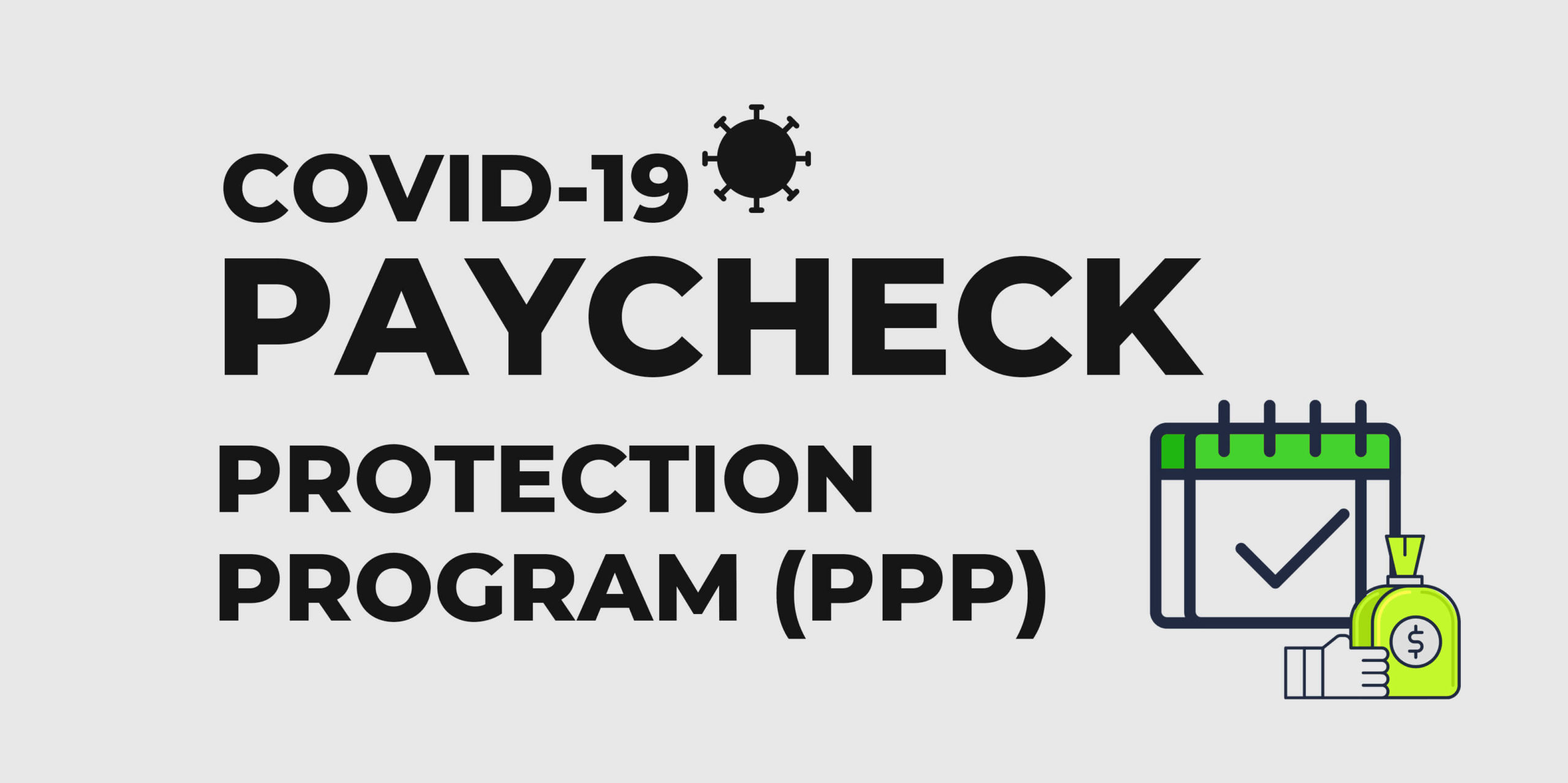 Pay Check Protection Program